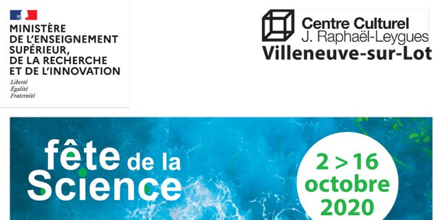 « Sciences en Villeneuvois »