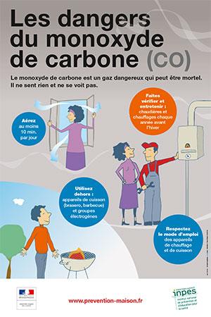 Monoxyde de carbone : contrôles gratuits à Villeneuve-sur-Lot