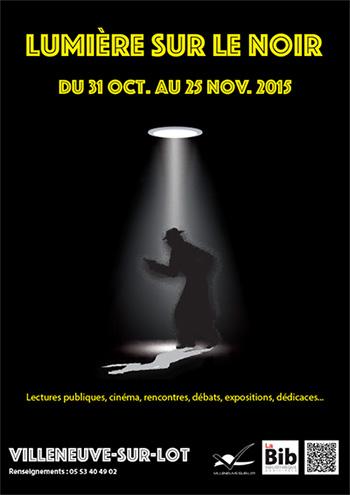 Novembre sera le mois du noir à Villeneuve-sur-lot