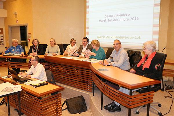 Le Conseil Municipal des Enfants de Villeneuve-sur-Lot a fait sa rentrée officielle.