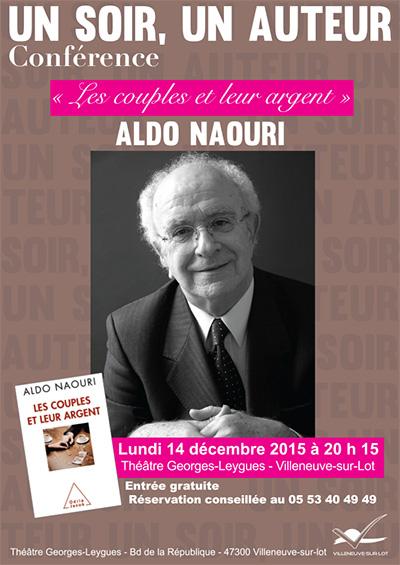 Aldo Naouri à Villeneuve-sur-Lot