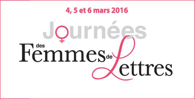 «Journées des Femmes de Lettres» à Villeneuve-sur-Lot mars 2016