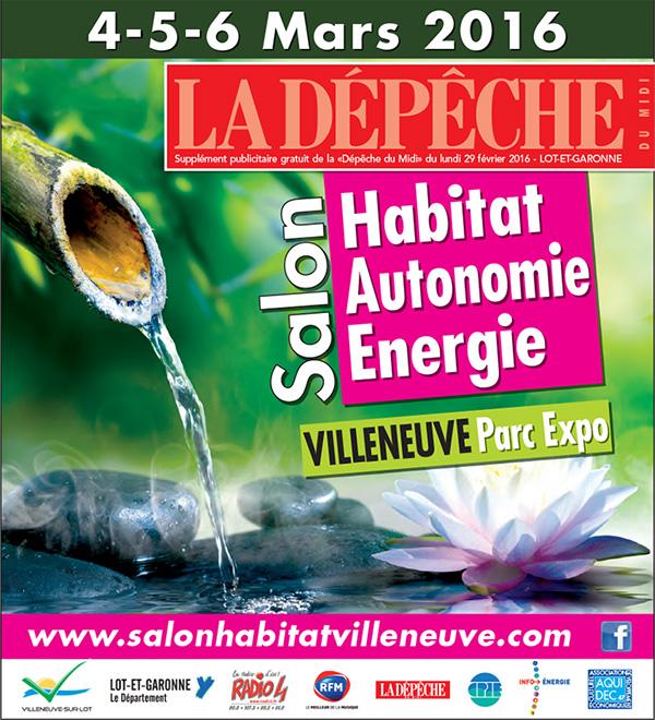 Salon de l'habitat de Villeneuve-sur-Lot