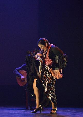 JEREZ PURO  ESENCIA - Flamenco à Villeneuve-sur-Lot