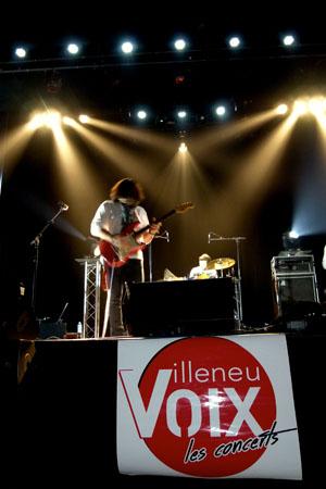 FESTIVAL VILLENEUVOIX à Villeneuve-sur-Lot le 6 mai 2017