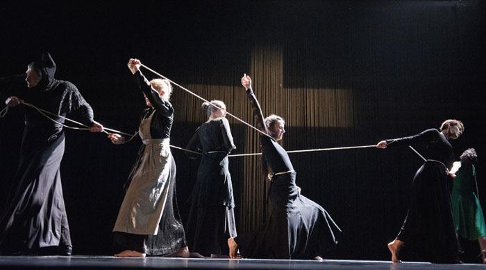 Alba au théâtre Georges-Leygues de Villeneuve-sur-Lot le 4 avril 2017