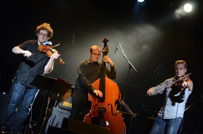 Cordes Avides - concert à Villeneuve-sur-Lot le 31 janvier 2017