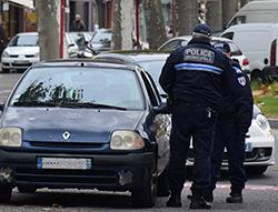 La police municipale de Villeneuve-sur-Lot