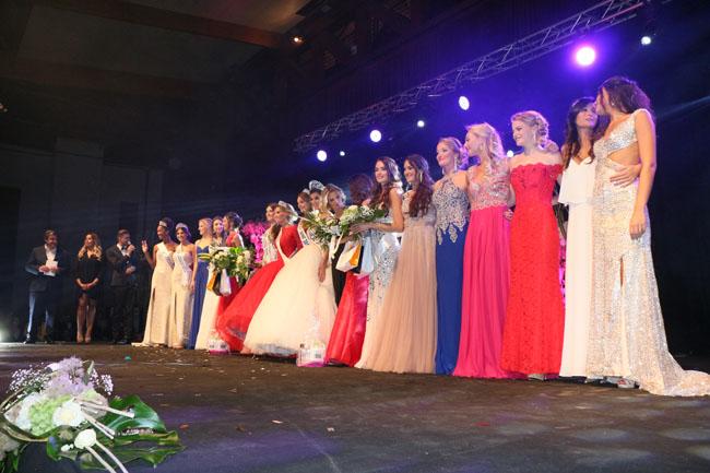 Miss Lot-et-Garonne a été sacrée Miss Aquitaine à Villeneuve-sur-Lot