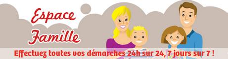 Espace Famille de la mairie de Villeneuve-sur-Lot