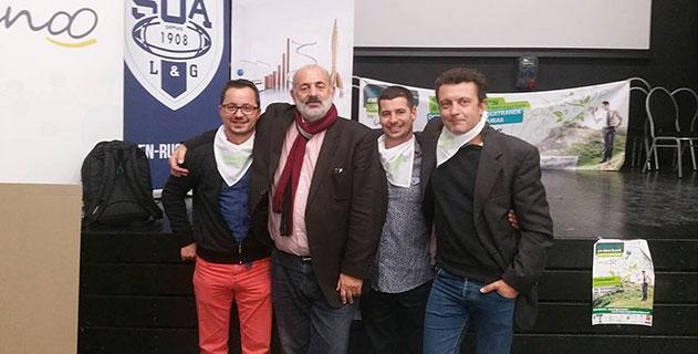 Smart Services France lauréate du concours  la startÂ'up est dans le pré