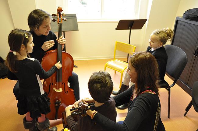 L'École de Musique et de Danse classée conservatoire intercommunal, la réaction de Patrick Cassany
