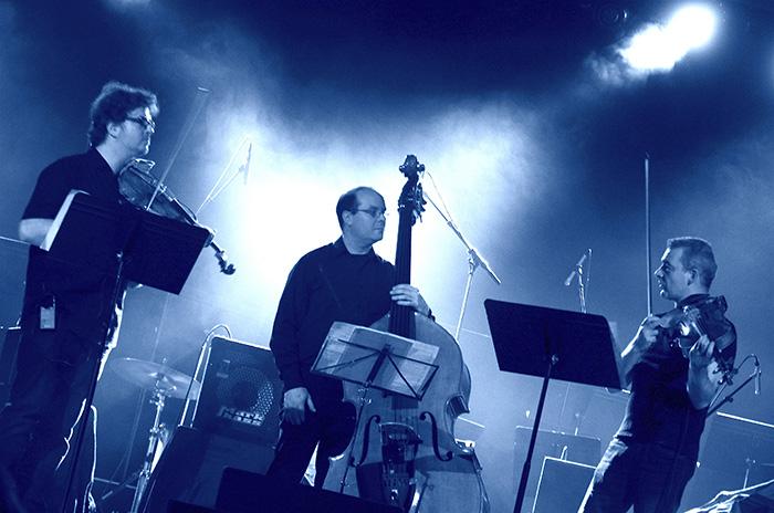 CORDES AVIDES Un spectacle proposé par lÂ'École de Musique et de Danse du Grand Villeneuvois