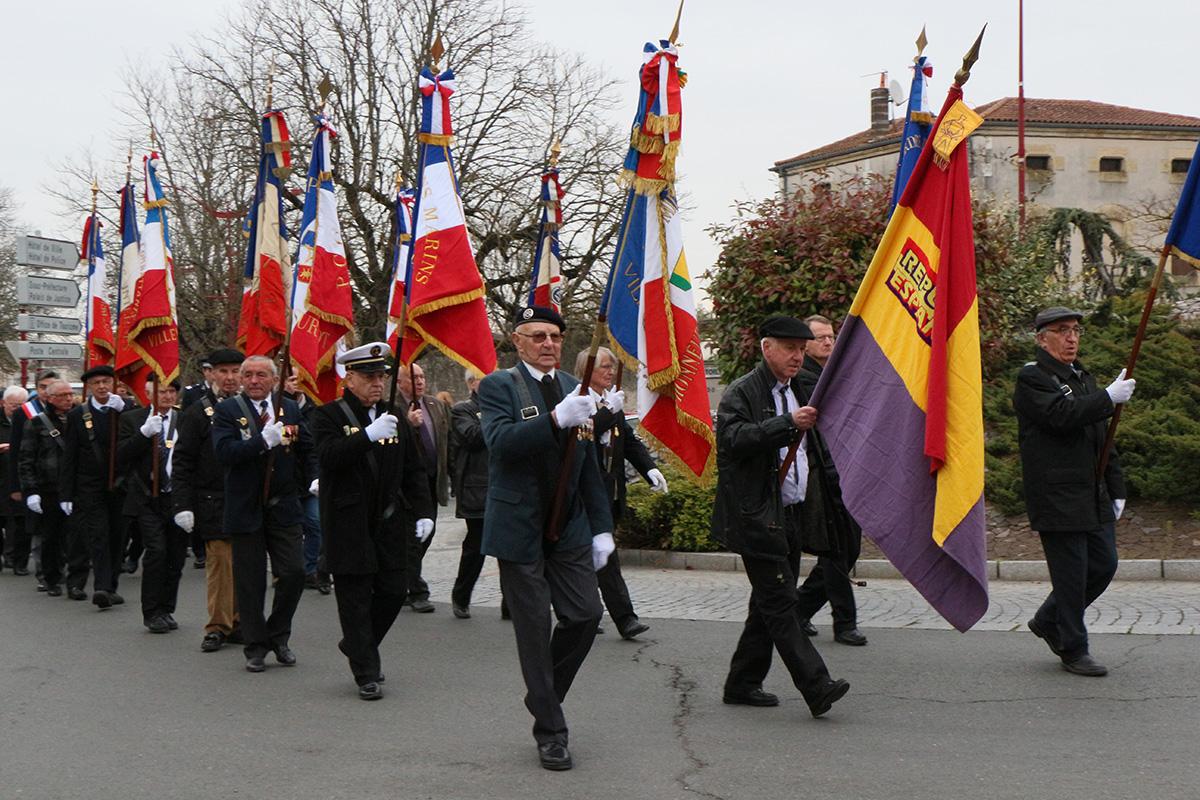 Dimanche 26 février à Villeneuve-sur-Lot 73e anniversaire de lÂ'insurrection d'Eysses