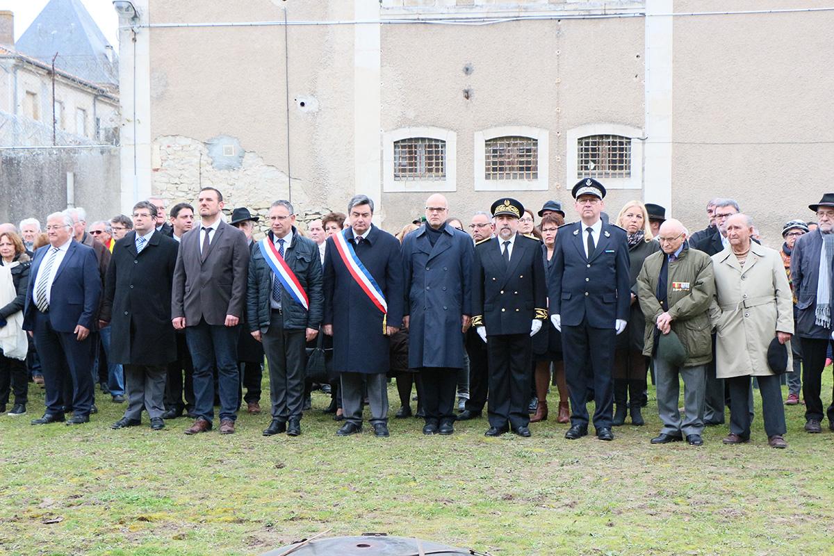 Dimanche 26 février à Villeneuve-sur-Lot 73e anniversaire de l'insurrection d'Eysses