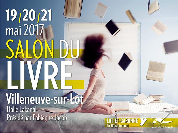 Salon de Livre de Villeneuve-sur-Lot édition 2017