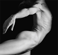 "Polina Jourdain Kobycheva ""Danse, l'absolu délicat"" Villeneuve-sur-Lot 2017"