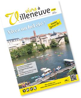 Dossier spécial : un été qui décoiffe à Villen euve-sur-Lot