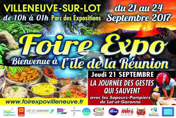 Foire exposition de Villeneuve-sur-Lot