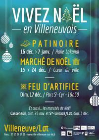 Noël à Villeneuve-sur-Lot