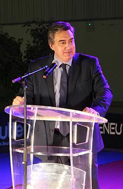 Patrick Cassany maire de Villeneuve-sur-Lot