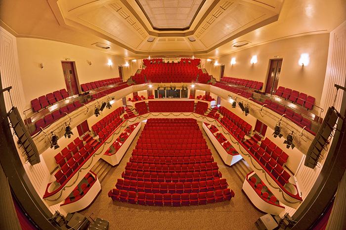 Le Théâtre GeorgesLeygues de Villeneuve-sur-Lot
