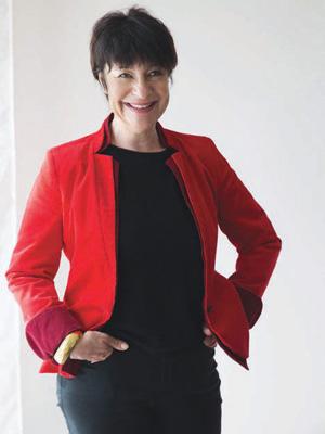 Evelyne Bloch-Dano, marraine des Journées des Femmes de Lettres de Villeneuve-sur-Lot