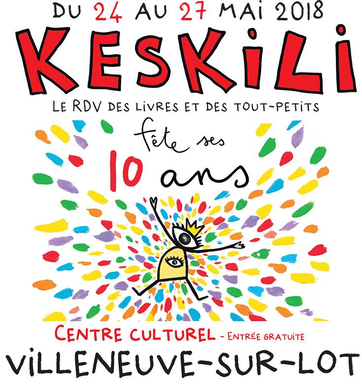 Keskili 2018 à Villeneuve sur Lot