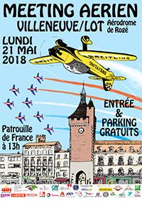 Meeting aérien de Villeneuve-sur-Lot