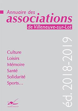 Annuaire des associations villeneuvoises 2018
