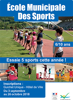 Ecole municipale des sports de Villeneuve-sur-Lot