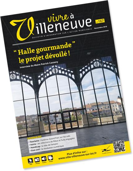 Vivre à Villeneuve - novembre 2018