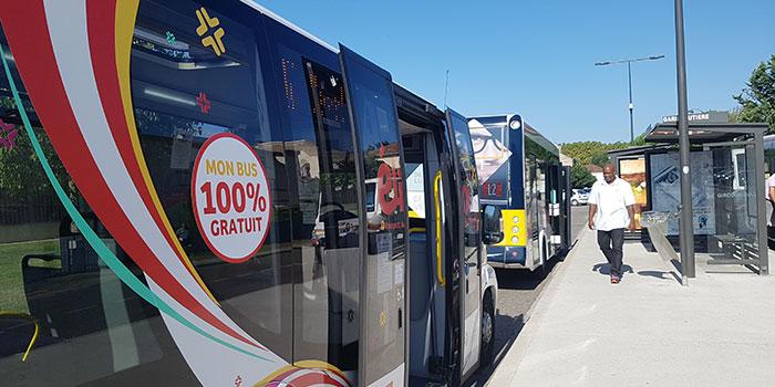 Transports gratuits à Villeneuve-sur-Lot