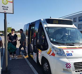 Bus gratuits en Villeneuvois