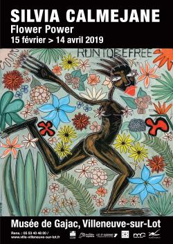 Exposition Silvia Calmejane à Villeneuve
