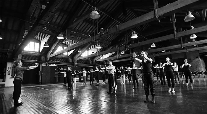 Ateliers danse à Villeneuve-sur-Lot