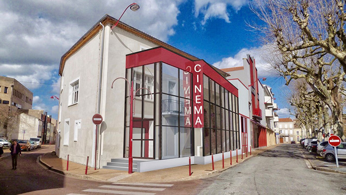 Cinema Villeneuve sur Lot