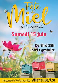 Fête du miel à Villeneuve sur Lot