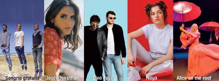 Concerts gratuits à Villeneuve-sur-Lot