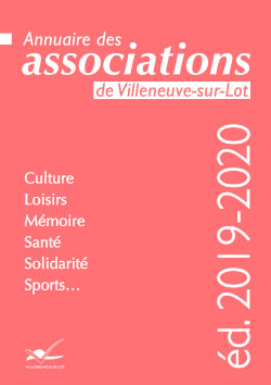 Annuaire des associations villeneuvoises 2019