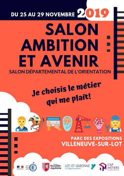 Salon Ambition et Avenir