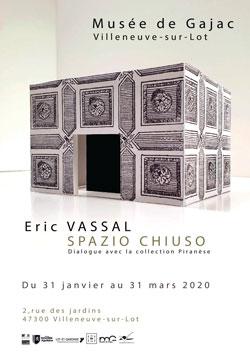 Exposition Eric Vassal à Villeneuve-sur-Lot