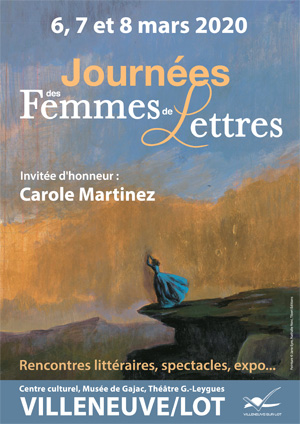 Mairie De Villeneuve Sur Lot Femmes De Lettres 2020
