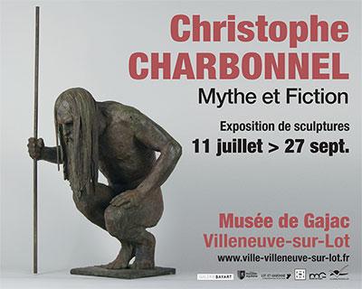 Exposition Charbonnel Villeneuve-sur-Lot