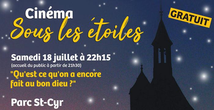 Cinéma gratuit à Villeneuve