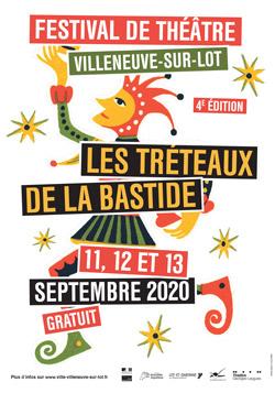 Festival de théâtre Villeneuve-sur-Lot