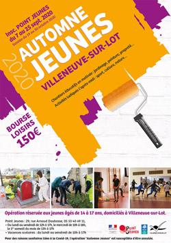 Automne Jeunes Villeneuve