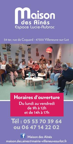 Villeneuve sur Lot MDA