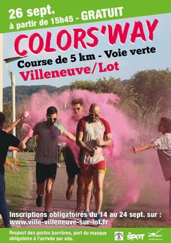 Coors way 2020 Villeneuve