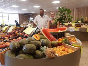 Offrais - Fruits et légumes à Villeneuve sur Lot